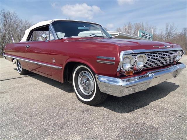 1963 Chevrolet Impala | 862869