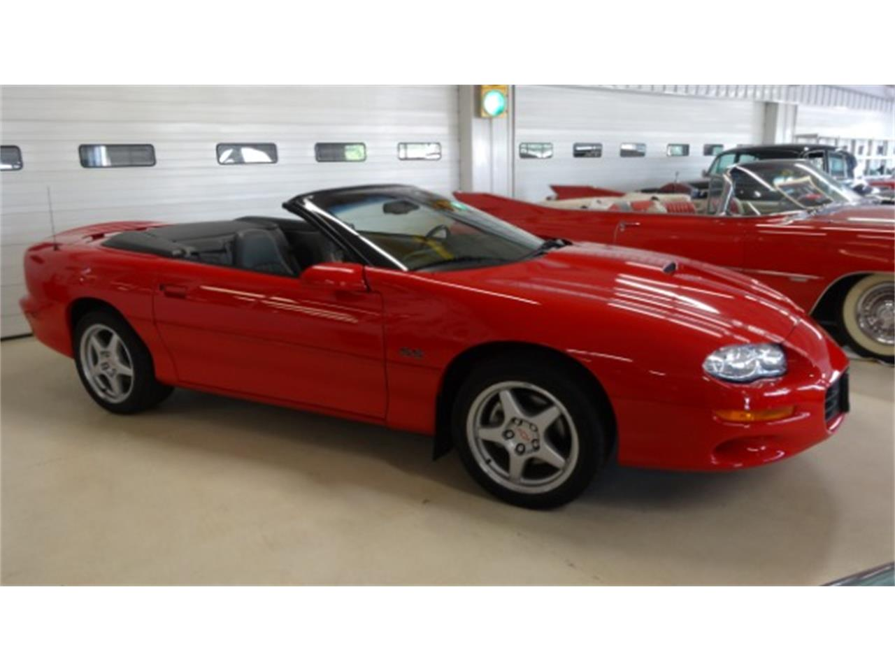 Chevrolet Dealers In Columbus Ohio U003eu003e 1999 Chevrolet Camaro For Sale |  ClassicCars.com