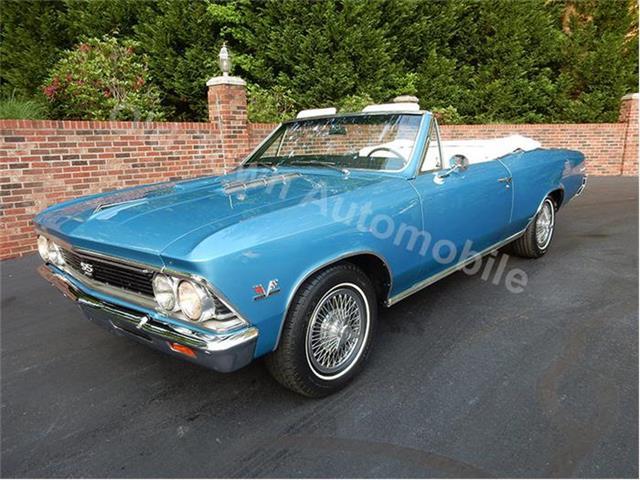 1966 Chevrolet Chevelle SS Convertible | 862897