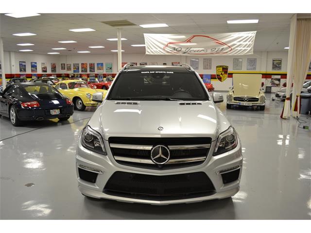 2015 Mercedes-benz GL 63 AMG | 862898