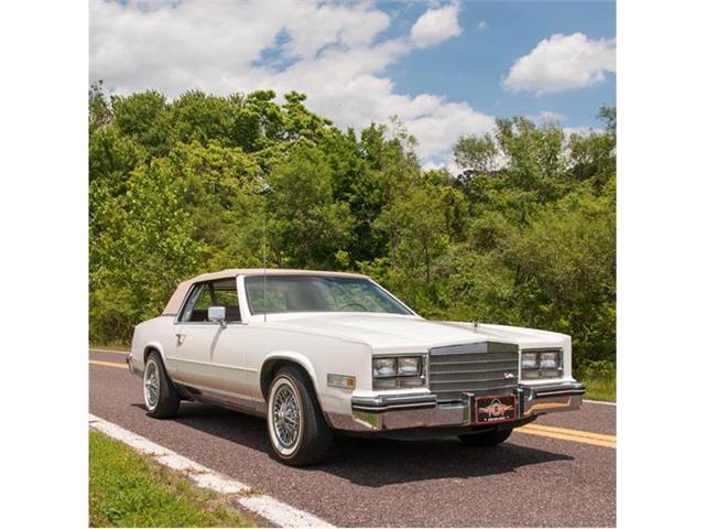 1985 Cadillac Eldorado | 862912