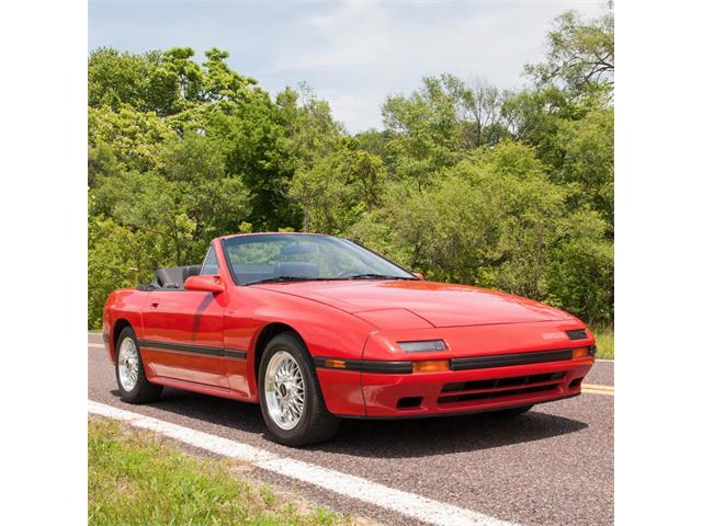1988 Mazda RX-7 | 862913