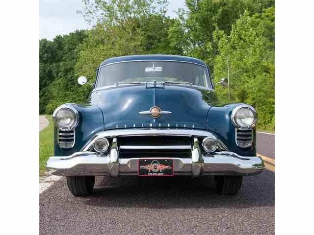 1950 Oldsmobile 98 Deluxe Club Sedan   862914