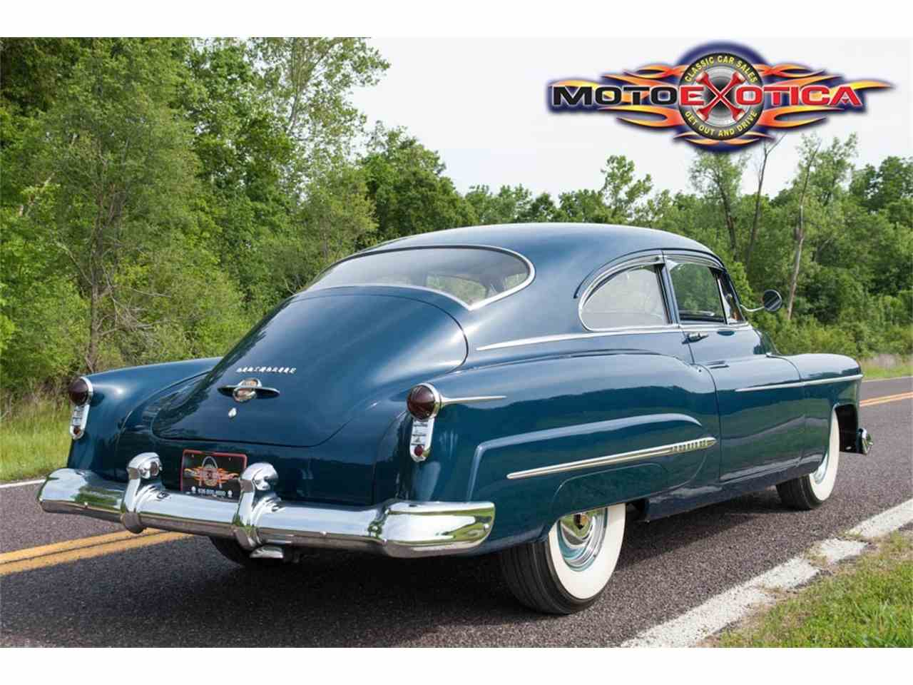 Large Picture of '50 98 Deluxe Club Sedan - IHTU