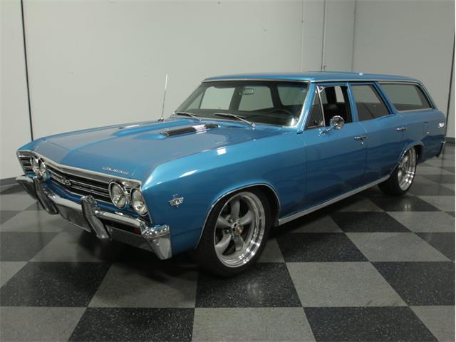 1967 Chevrolet Malibu | 862917