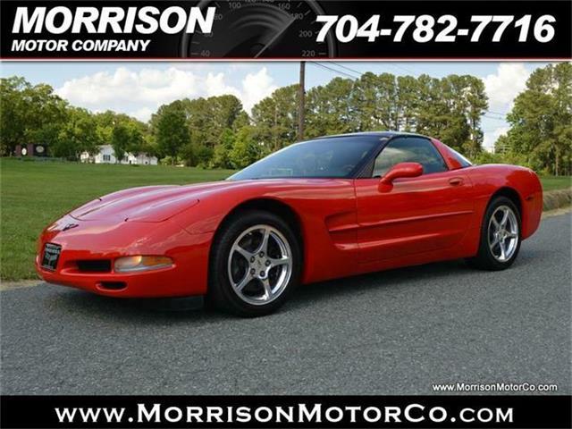 2001 Chevrolet Corvette | 862918