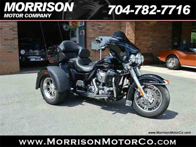 2013 Harley-Davidson Motorcycle | 862921