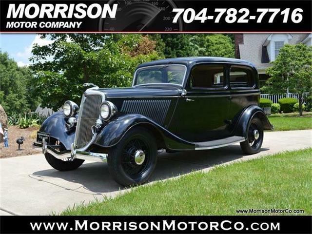 1934 Ford Tudor | 862923