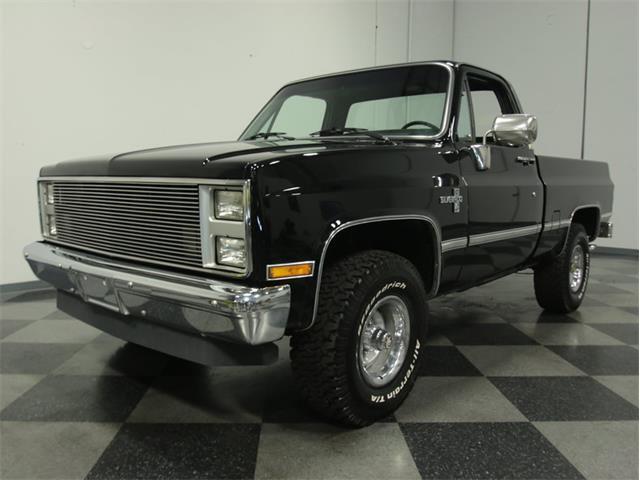 1986 Chevrolet K-10   862926