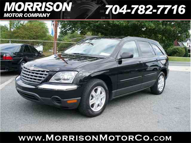 2005 Chrysler Pacifica | 862927