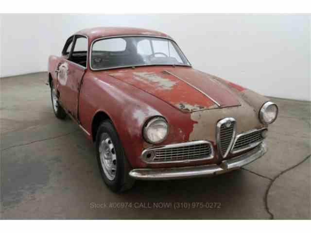 1963 Alfa Romeo Giulietta Spider | 860293