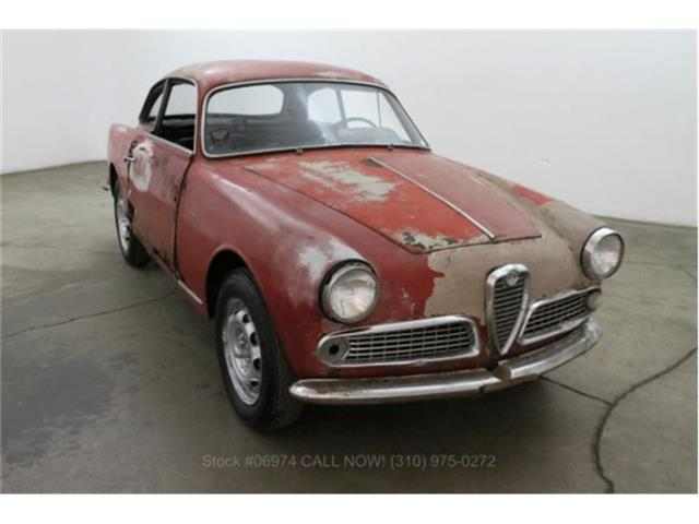 1964 Alfa Romeo Giulietta Spider | 860293