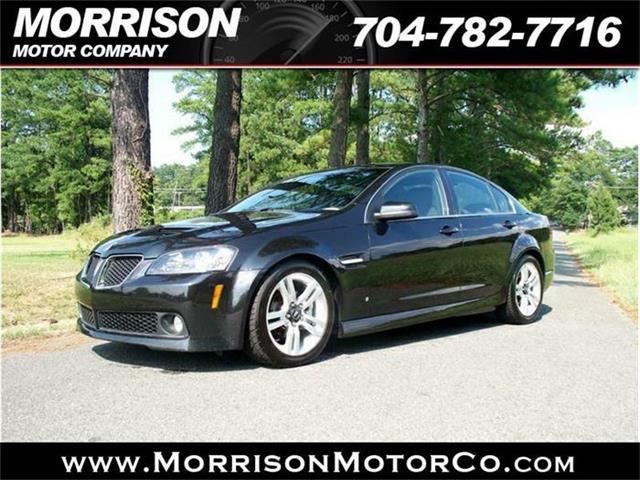 2008 Pontiac G8 | 862932