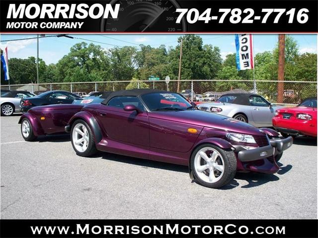 1997 Plymouth Prowler | 862934