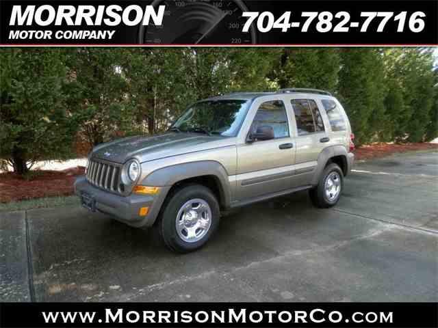 2007 Jeep Liberty | 862937