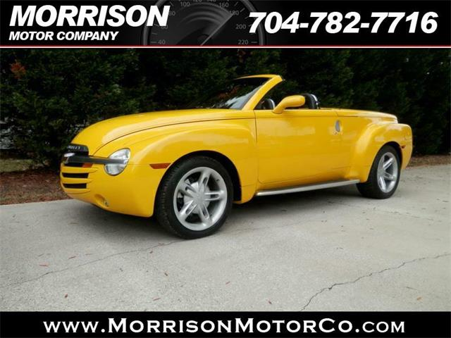 2003 Chevrolet SSR | 862939