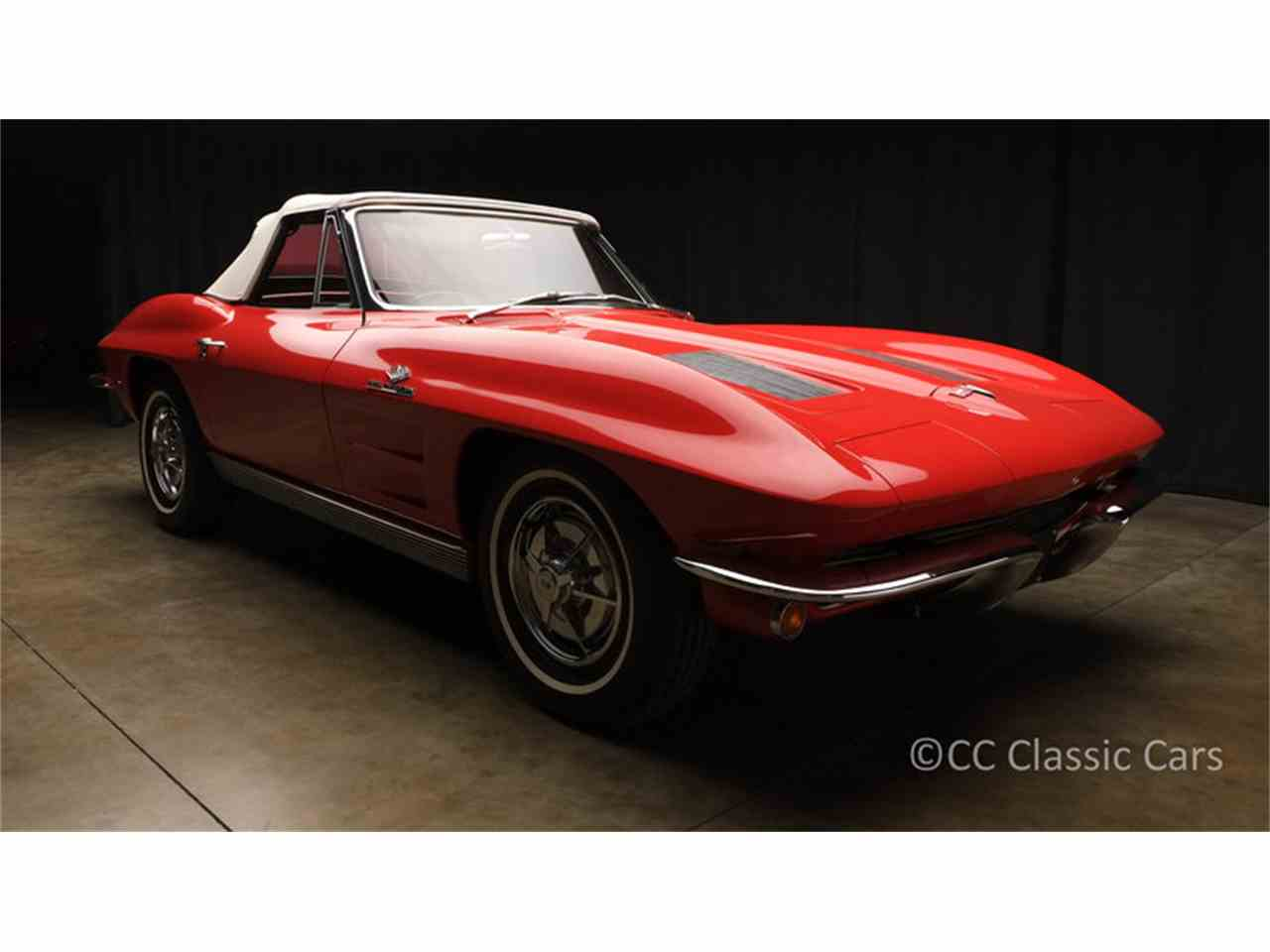 Large Picture of '63 Corvette - IHUM