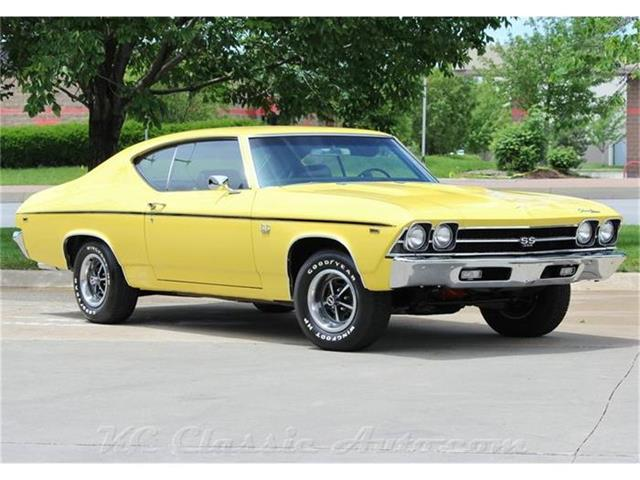 1969 Chevrolet Chevelle SS 396 Automatic | 862949