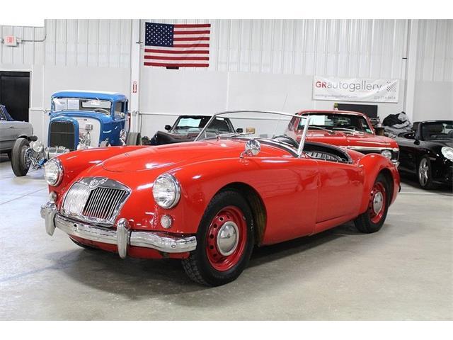 1958 MG MGA | 860295