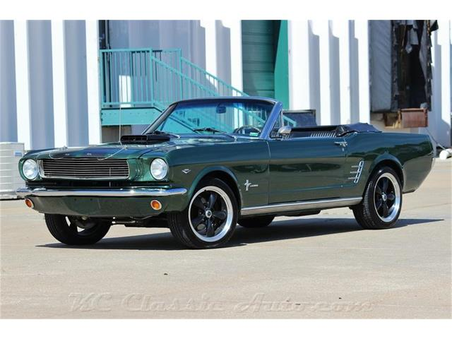 1966 Ford Mustang 289 V8 Automatic AC | 862950