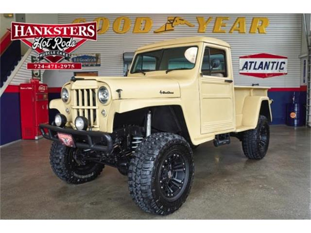 1955 Willys Jeep | 862967