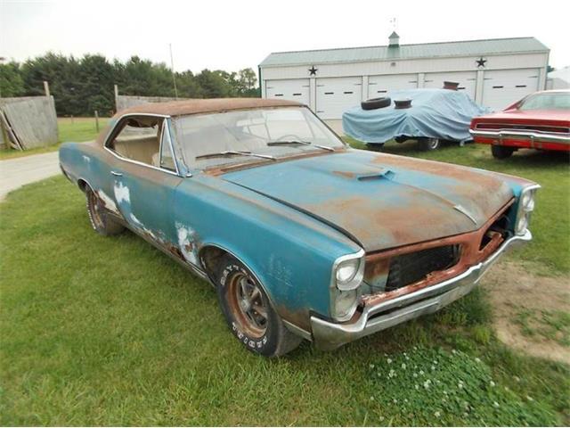 1967 Pontiac GTO | 862975