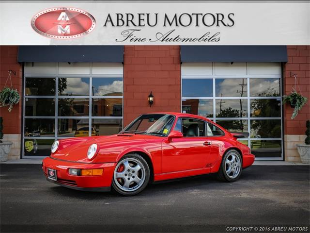 1993 Porsche 911RS America | 862993