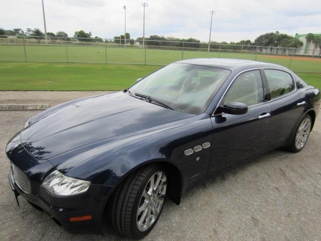 2008 Maserati Quattroporte | 862995