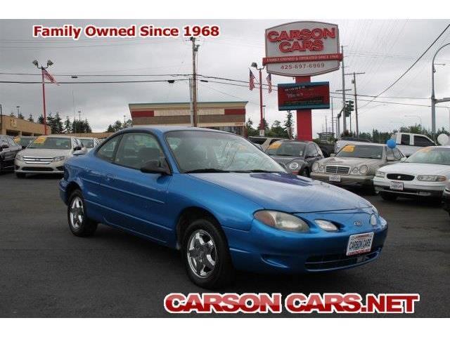2000 Ford Escort | 863005