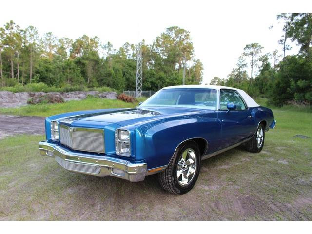 1976 Chevrolet Monte Carlo | 863006