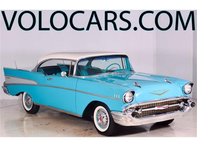 1957 Chevrolet Bel Air | 863008