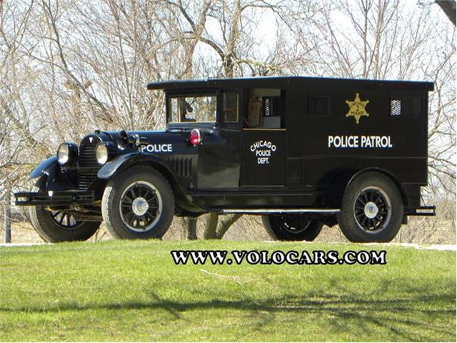 1923 Hudson Paddy Wagon | 863027