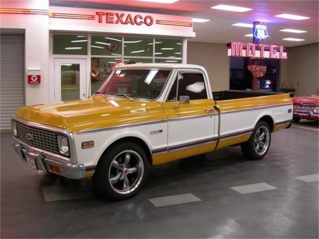 1971 Chevrolet C/K 10   863043