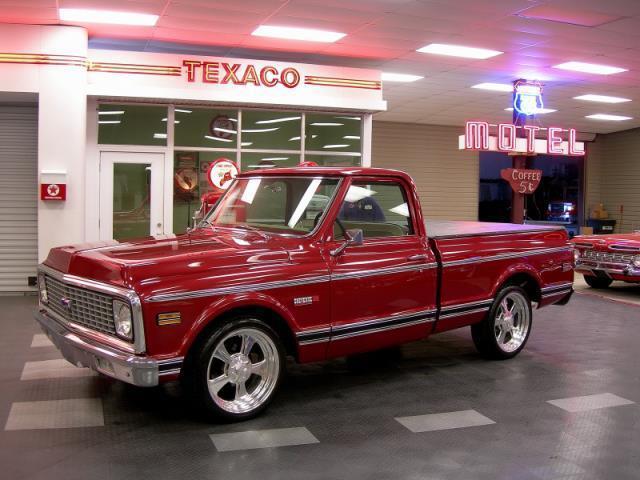 1971 Chevrolet C/K 10 | 863044