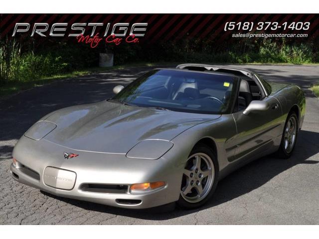 1999 Chevrolet Corvette | 860305