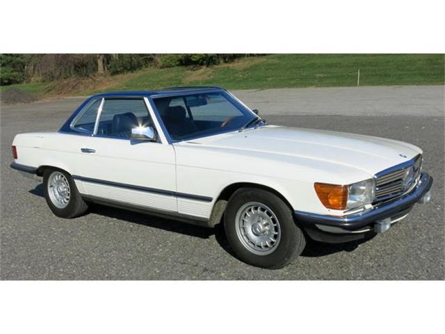 1985 Mercedes-Benz 280SL | 863054