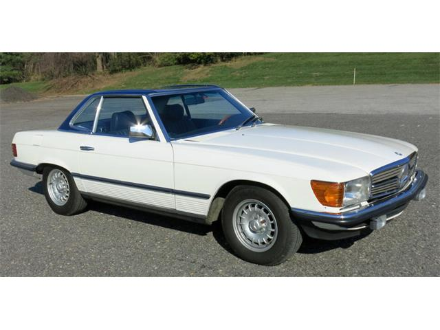 1985 Mercedes-Benz 280SL | 863054
