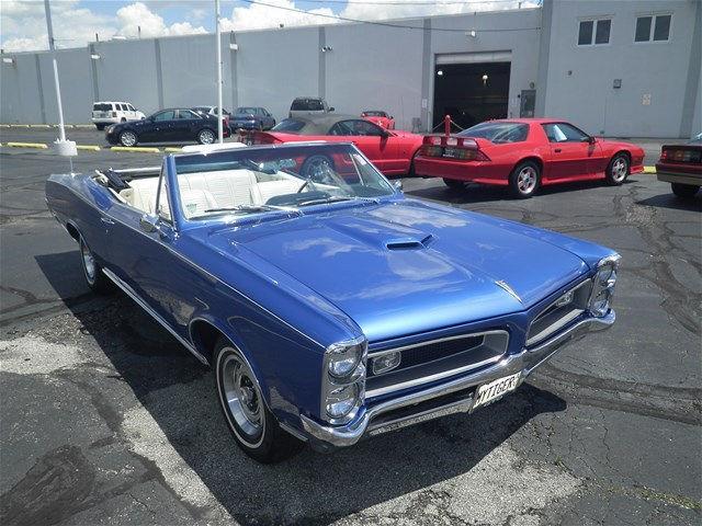 1966 Pontiac GTO | 863063
