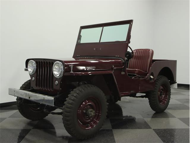 1945 Willys CJ2 | 863069