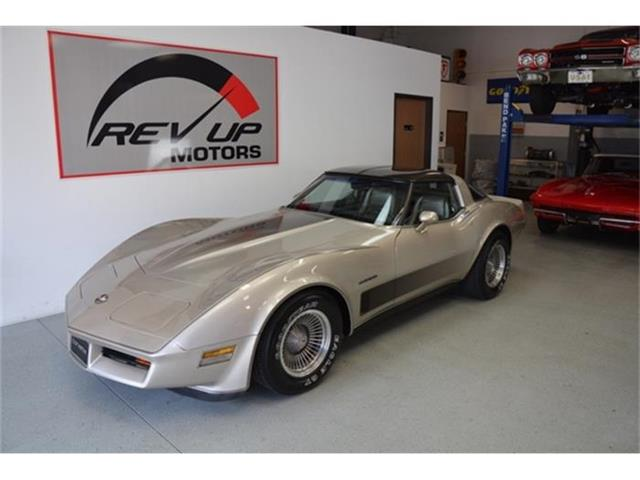 1982 Chevrolet Corvette | 863074