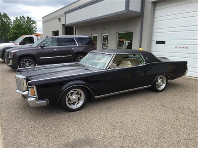 1971 Lincoln Continental | 863076
