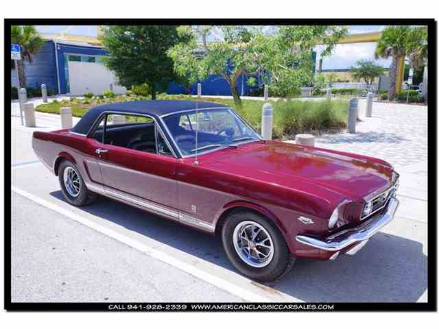 1966 Ford Mustang | 863105