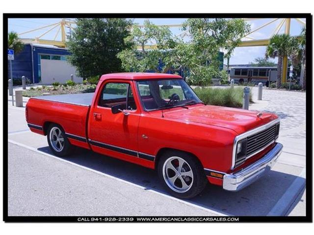 1987 Dodge Ram | 863112