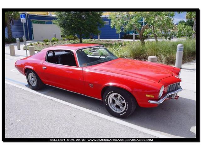 1971 Chevrolet Camaro | 863119