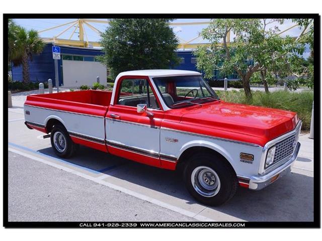 1972 Chevrolet C/K 10 | 863125