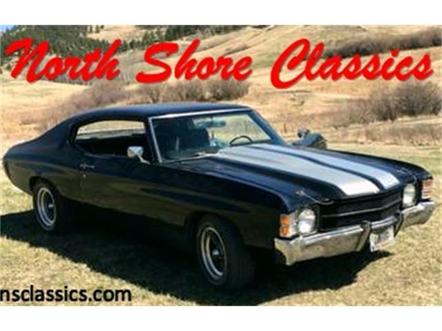 1971 Chevrolet Chevelle | 863136