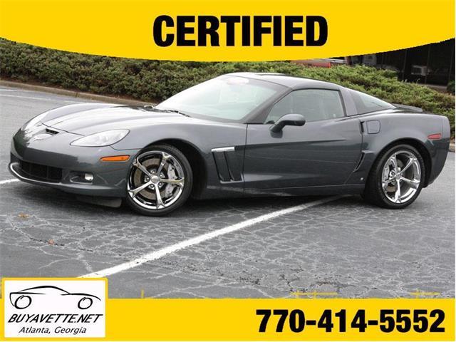 2010 Chevrolet Corvette | 860314