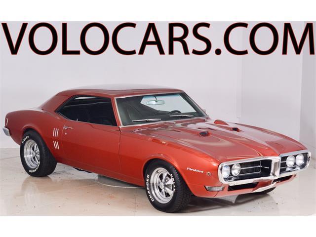 1968 Pontiac Firebird | 860319