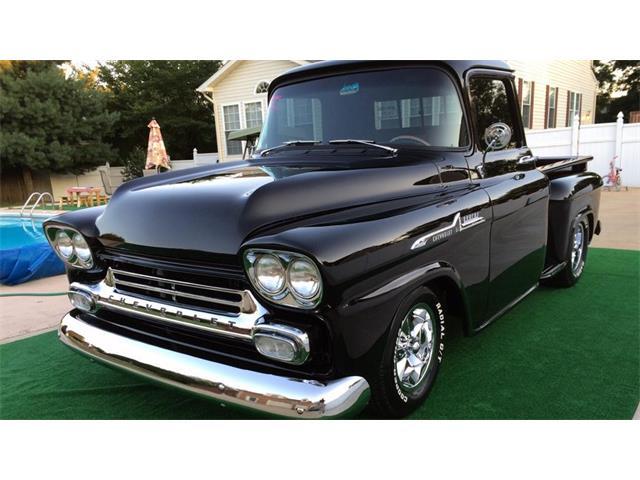 1958 Chevrolet Apache | 863263