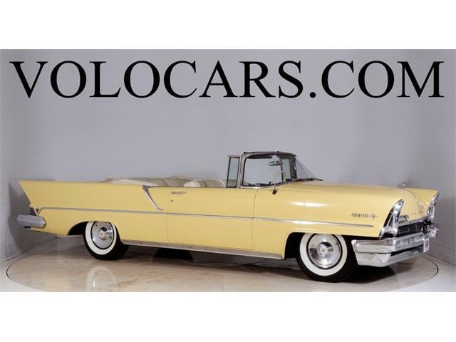 1957 Lincoln Premiere | 860328